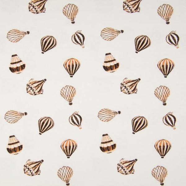 ORGANIC Jersey ~ Heißluftballon Caramel