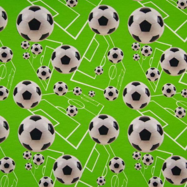 Digital Jersey ~ Fußball Tor Grün
