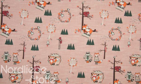 Jersey ~ Fuchs im Wald