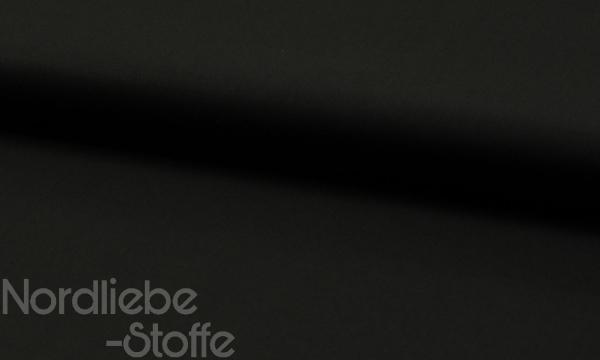 Papertouch Baumwolle ~ UNI schwarz