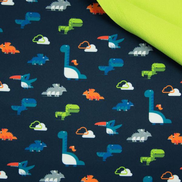 Softshell ~ Dinosaurier Navy