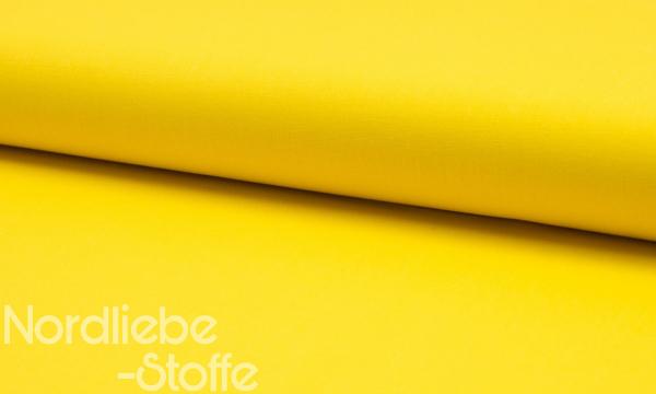 Baumwolle ~ UNI Gelb