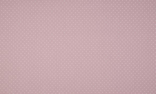 Baumwolle ~ zarte Pünktchen Light Rosa
