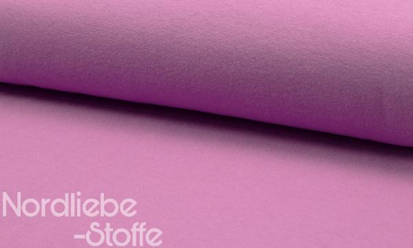 Bündchen Feinripp ~ UNI Purple