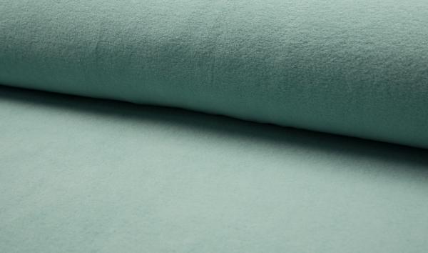 Baumwoll Fleece ~ Oldgreen