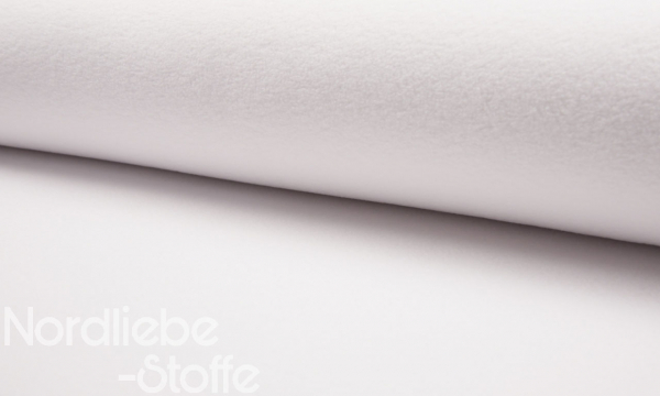 Polar Fleece ~ Weiß