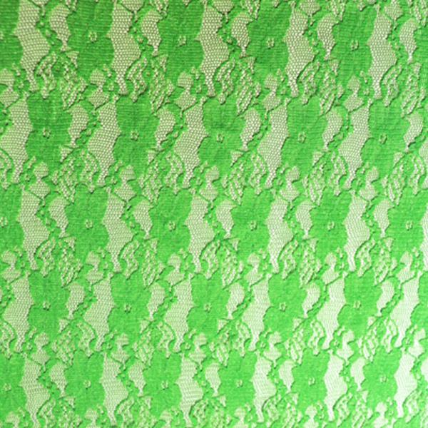 Spitze ~ elastisch Blüten Grün