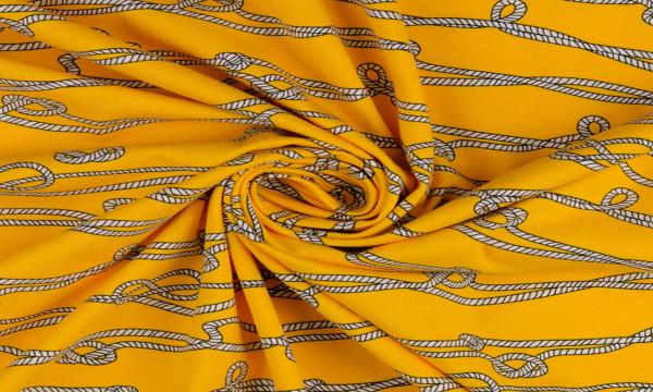 Jersey ~ Tau auf Gelb