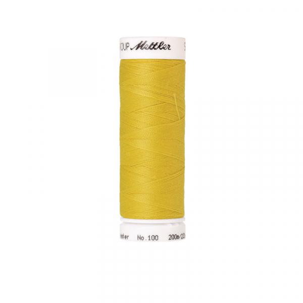 200m Mettler Amann SERALON Allesnäher Col. 0116 Yellow