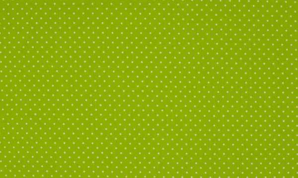 Baumwolle ~ zarte Pünktchen Lime