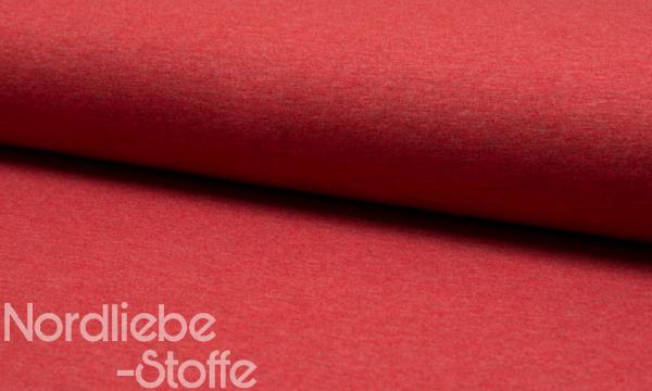 Jersey ~ MELANGE Rot