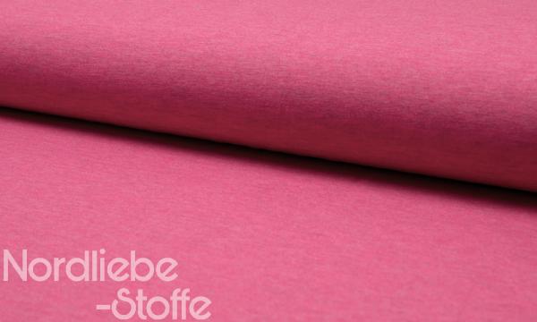 Jersey ~ MELANGE Fuchsia