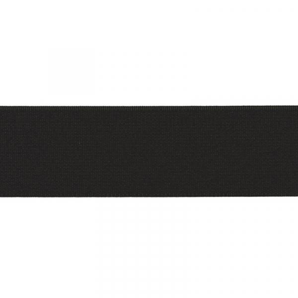 Gummiband elastisch 40 mm ~ UNI Schwarz