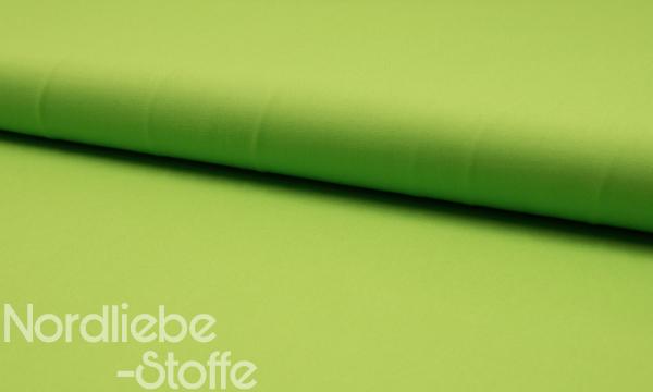 Baumwolle ~ UNI Lime