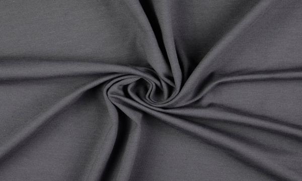 Jersey ~ UNI Dunkel Grau
