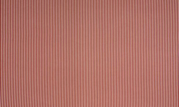 Baumwolle ~ zarte Streifen Terra Weiß