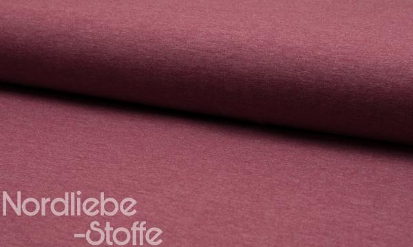 Jersey ~ MELANGE Beere