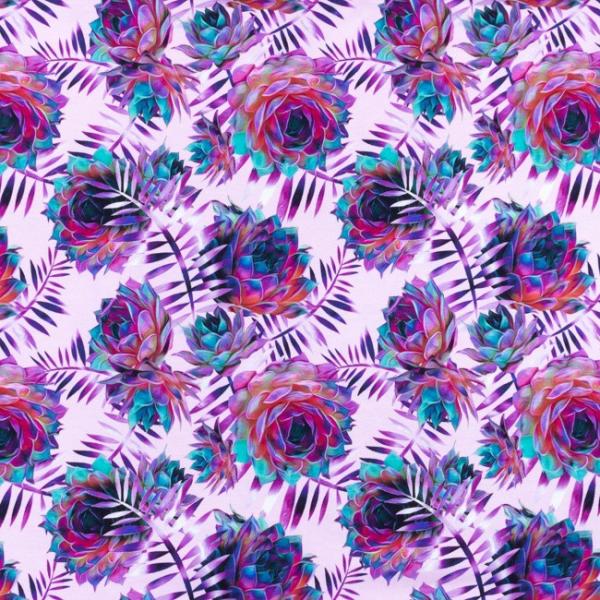 Digital Jersey ~ Dahlie Pink