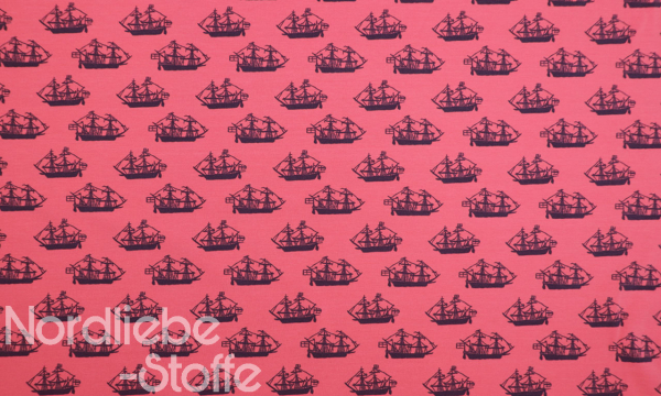 Jersey ~ Segelschiffe