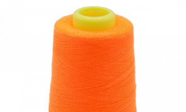 Nähgarn - Overlock Neon Orange