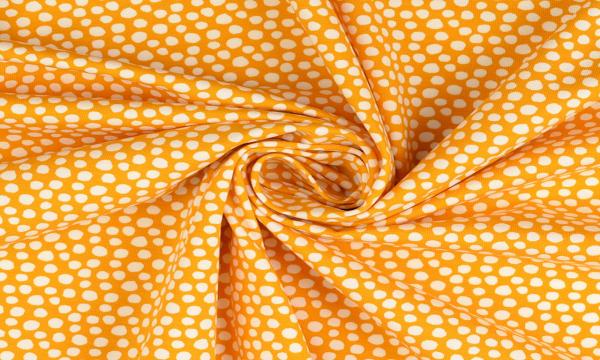 ORGANIC Jersey ~ Punkte Gelb