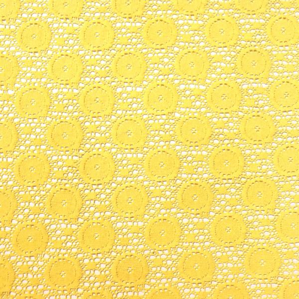 Spitze ~ Kreise Gelb