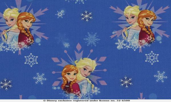 Lizenz Jersey ~ Frozen Anna & Elsa 0,51 m LETZTES Stück