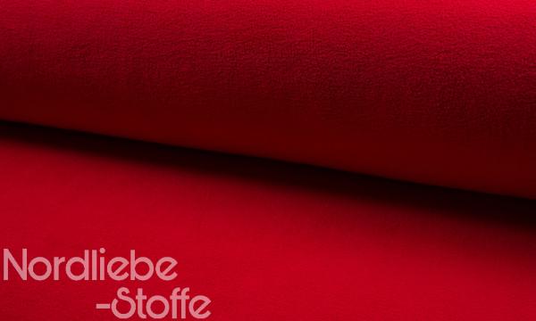 Polar Fleece ~ Rot