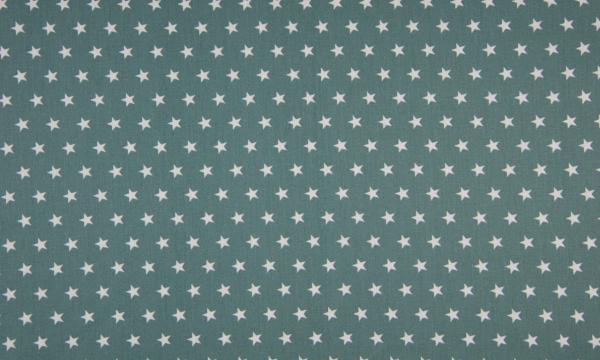 Baumwolle ~ Sterne auf Oldgreen