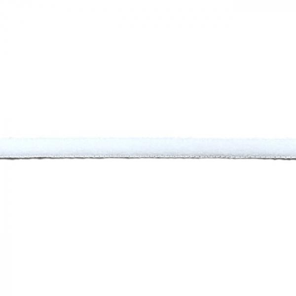 5 Meter SOFT Elastikkordel 5mm weiß