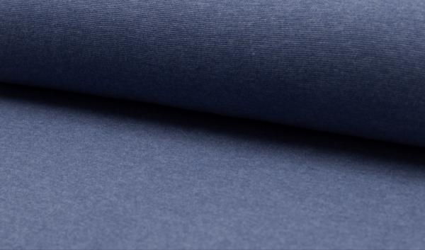 Bündchen Feinripp ~ MELANGE Light Jeans