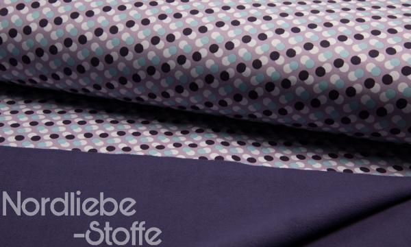 Softshell ~ Dots flieder