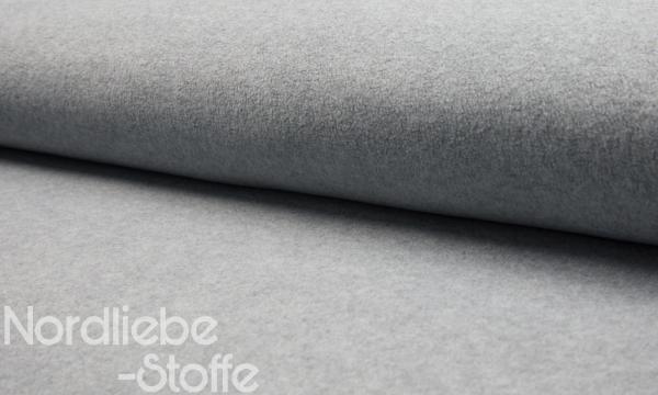 Polar Fleece ~ Hellgrau melange