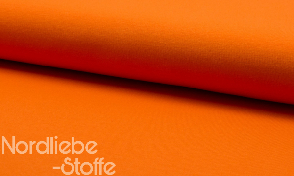 French Terry ~ UNI Orange