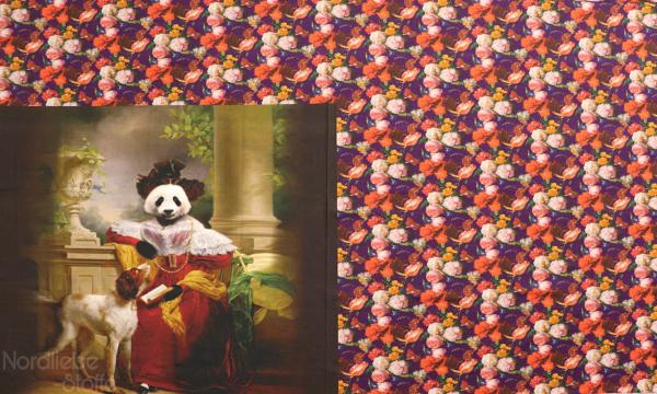 Jersey Panel ~ Pandabär (8)