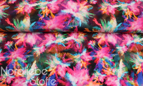 Digital Jersey ~ Color Batik