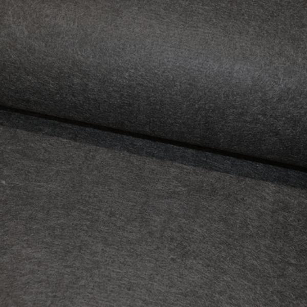 Bastel FILZ Anthrazit meliert 3mm Stärke