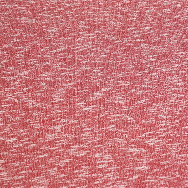 Kuschelsweat ~ Rot melange