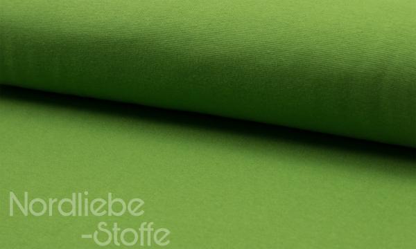 Bündchen Feinripp ~ UNI Green