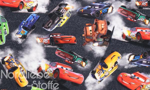 Lizenz Walt Disney French Terry ~ Cars