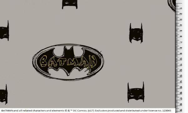 Lizenz Jersey ~ Batman Hellgrau