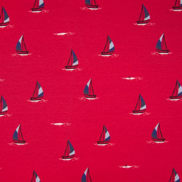 Jersey ~ Segelboote Rot