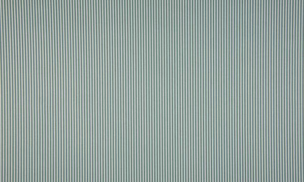 Baumwolle ~ zarte Streifen Oldgreen Weiß