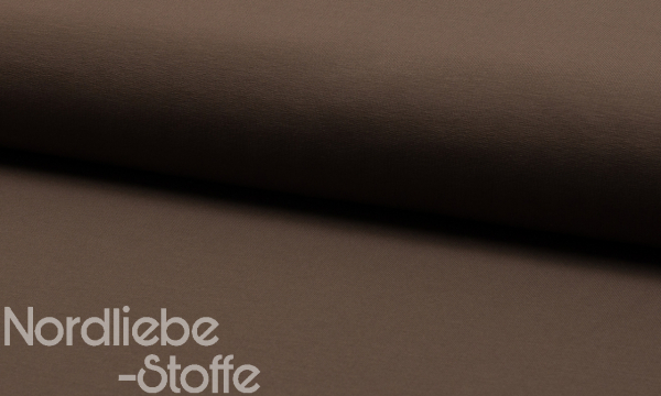 French Terry ~ UNI Dark Taupe